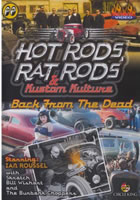 Hot Rods Rat Rods and Kustom Kulture