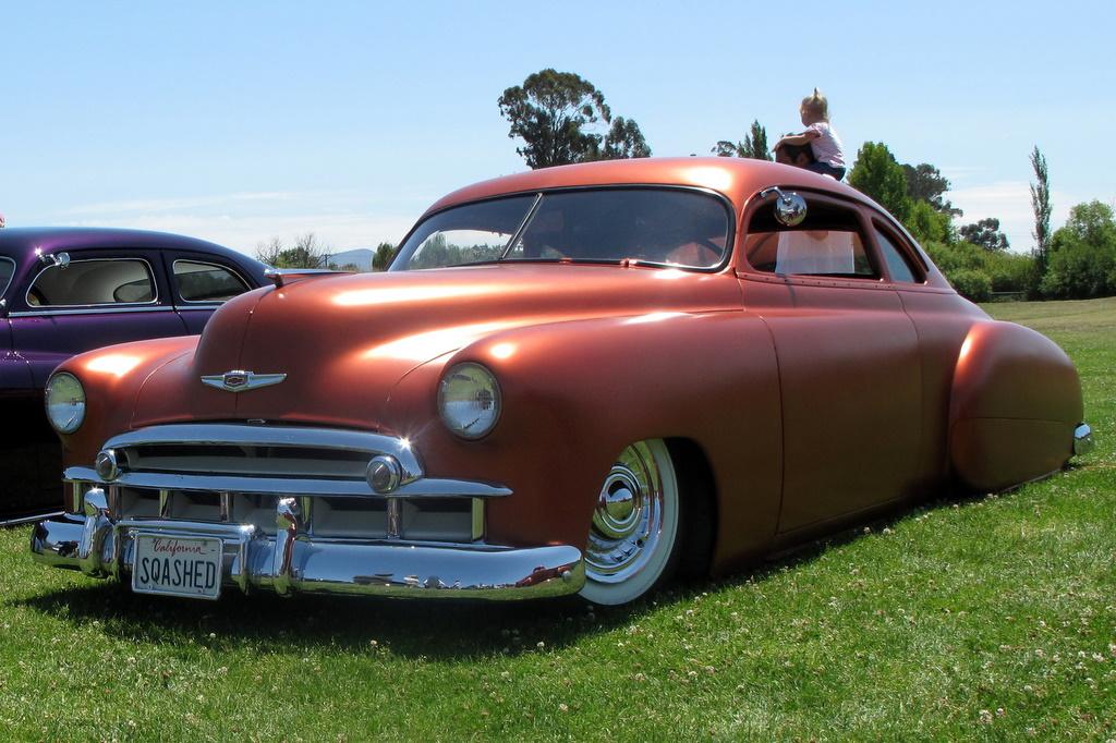 1951 Chevy Fleetline  YouTube