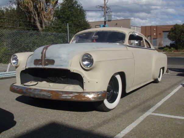 ChevySled's 1953 chevy 2 door sedan - 50chevy.com - 50chevy.com