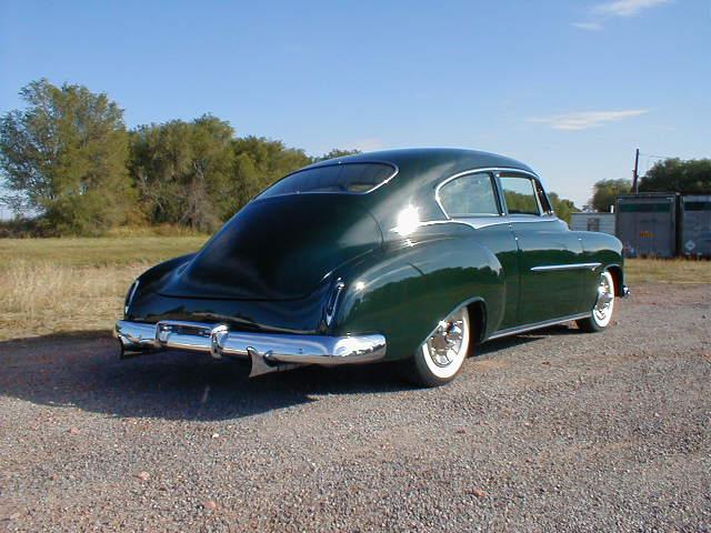 1950 Chevy Fleetline - 50chevy Com